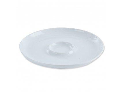 Porcelánováý tác na dip Round, průměr 23 cm