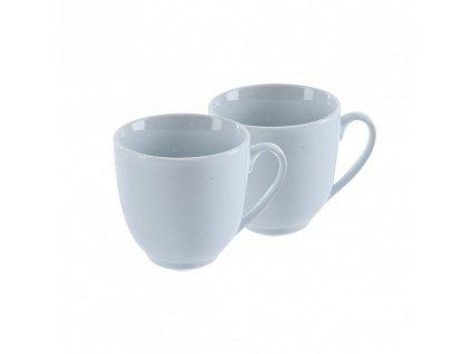 Porcelánový hrnek průměr 7,5 cm, 2 ks