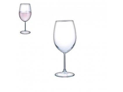 Sklenice na víno Sidera, 0,36 l