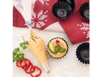 Cukrářský sáček na zdobení 39,5 cm, 20 ks