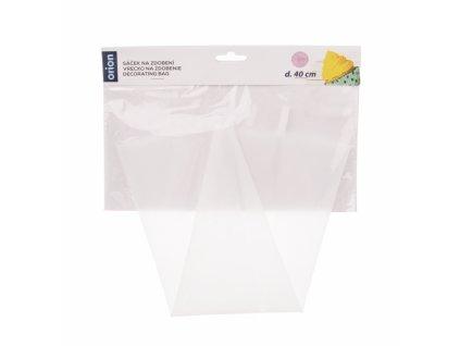 Plastový sáček na zdobení, délka 40 cm