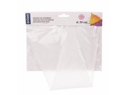 Plastový sáček na zdobení, délka 35 cm