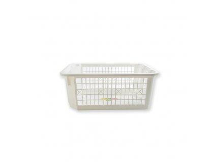 Stohovatelný plastový košík, 20 x 12 cm
