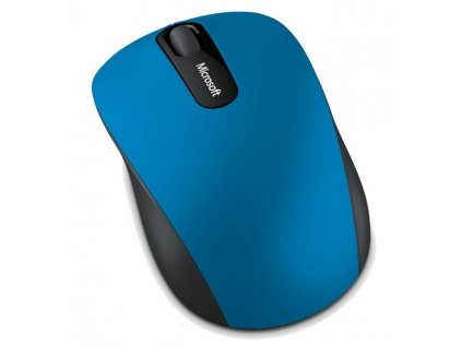 Myš Microsoft Bluetooth Mobile Mouse 3600 / optická / 3 tlaeítka / 1000dpi - eerná/modrá