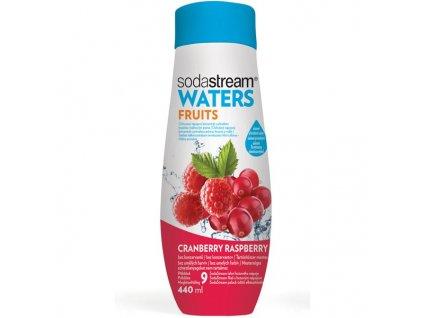 Příchuť pro perl. vodu SodaStream FREE BRUSINKA - MALINA 440ml