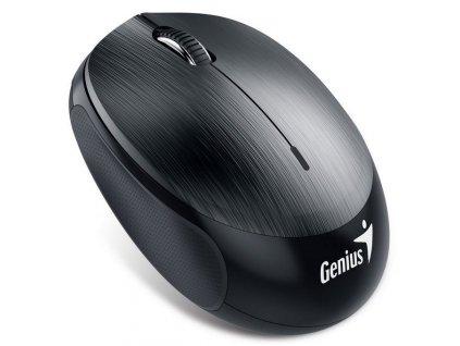 Myš Genius NX-9000BT / optická / 3 tlačítka / 1200dpi - šedá