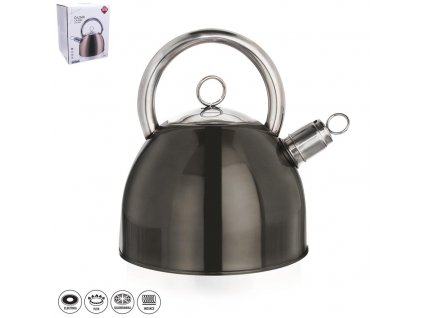 Nerezový čajník Nely, 2,5 l