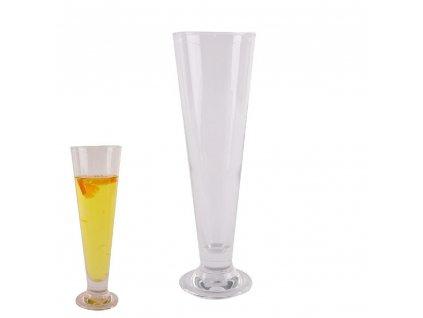 Vysoká sklenice Pils, 0,39 l