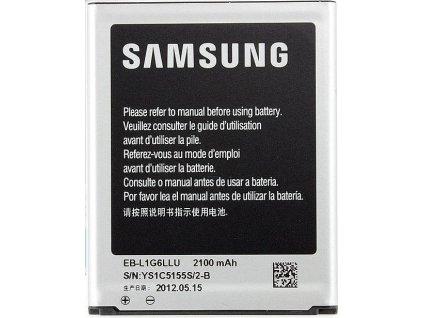 Baterie Samsung pro Galaxy S3/S3 Neo s NFC, Li-Ion 2100mAh (EB-L1G6LLU)