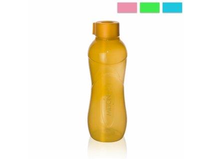 Plastová sportovní láhev, 0,5 l