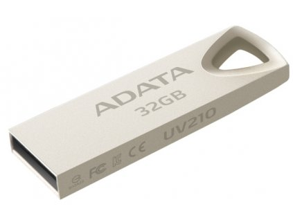 Flash USB ADATA UV210 32GB USB 2.0 - kovová