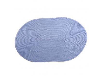 Plastové prostírání oválné, 45 x 30 cm