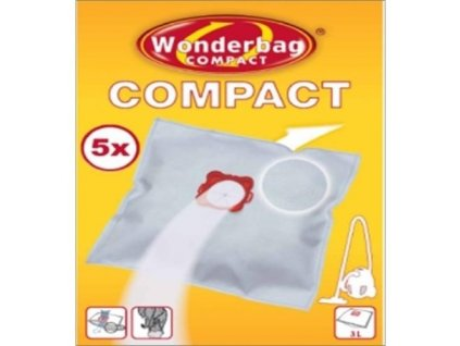 Sáčky do vysavače Rowenta WB4061FA Wonderbag