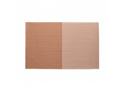 BANQUET Prostírání CULINARIA Brown 45 x 30 cm