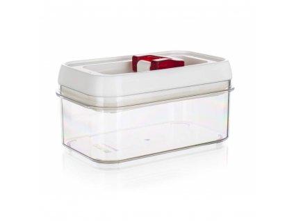 BANQUET Dóza plastová hermetická SAFE 0,6 l