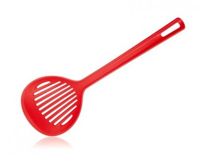 BANQUET Pěnovačka / cedník CULINARIA Red 33,5 cm