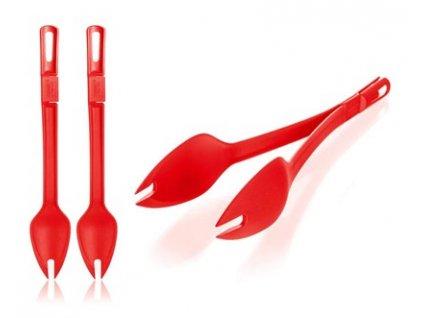 Servírovací kleště Banquet Culinaria Red, délka 32 cm