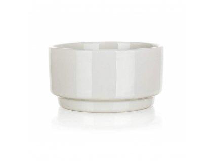 SUPER VALUE Miska porcelánová stohovatelná Horeca 350 ml, bez štítku
