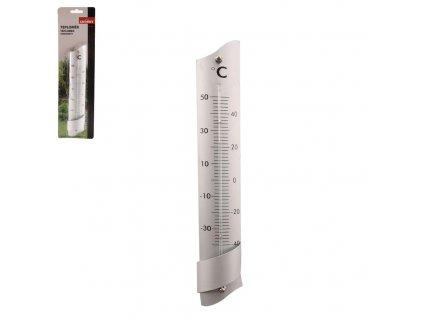 Univerzální hliníkový teploměr, délka 24 cm
