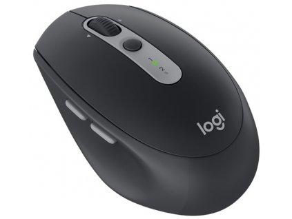Myš Logitech M590 Silent / optická / 7 tlačítek / 1000dpi - graphite