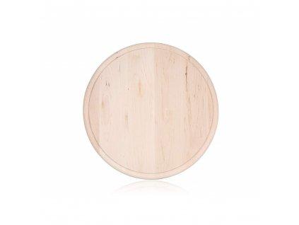 BANQUET Prkénko krájecí dřevěné BRILLANTE 32 x 1,5 cm