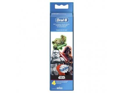Náhradní kartáček Oral-B EB 10-4 Star Wars