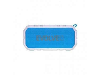 Přenosný reproduktor Evolveo Armor FX7, modrý