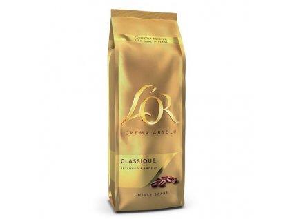 Káva Jacobs L'OR Crema Absolu CLASSIQUE 500g