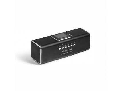 Radiopřijímač DAB Technaxx BT-X29 MusicMan, Bluetooth/DAB/DAB+/FM, černý