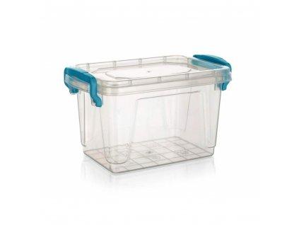 BANQUET Box univerzální GEMA 450 ml, tyrkysový