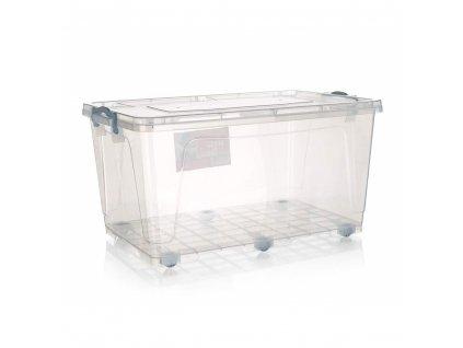 BRILANZ Box univerzální GEMA 50 l, šedý