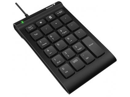 Klávesnice Genius NumPad i130 - černá