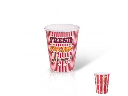 Pohár na popcorn, 1,2 l
