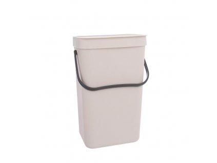 Závěsný odpadkový koš, 10 l