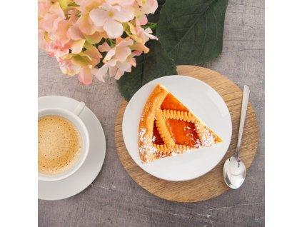 Porcelánový podšálek, 15,5 cm