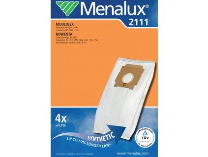 Sáčky do vysavače Menalux 2111