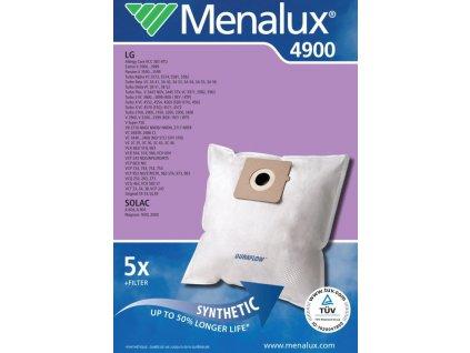 Sáčky do vysavače Menalux 4900