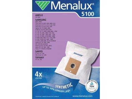 Sáčky do vysavače Menalux 5100