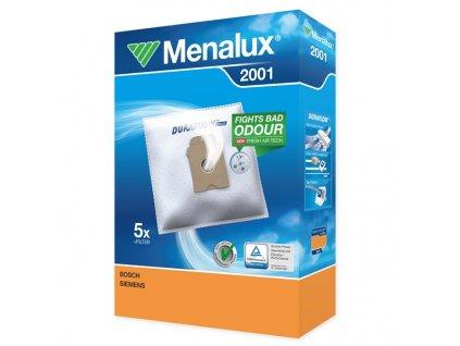 Sáčky do vysavače Menalux 2001