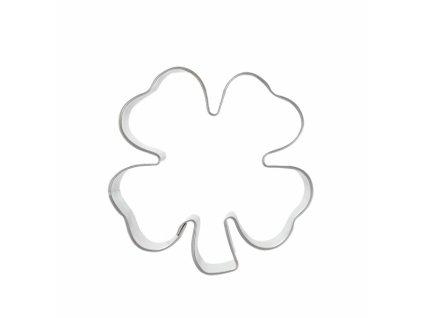 Vykrajovátko čtyřlístek, 6 x 6 cm