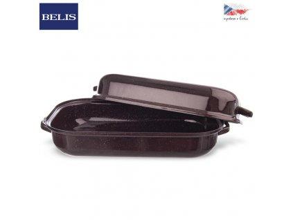 Pekáč BELIS s poklopem 32,5x20,5 cm