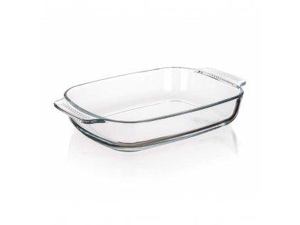 BANQUET Mísa na pečení skleněná CASEO 1,5 l, hranatá