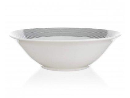 BANQUET Mísa porcelánová HYPNOTIC 22,9 cm