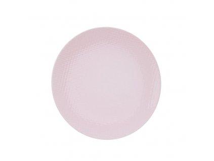 Dezertní keramický talíř Relief, 21 cm