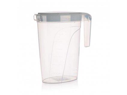 BANQUET Džbán plastový CULINARIA 2 l, šedý