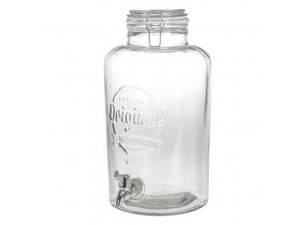 Skleněný zásobník na vodu Original, 8,7 l