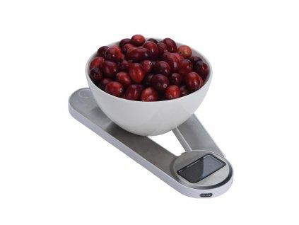 Kuchyňská váha digitální skládací 5 kg