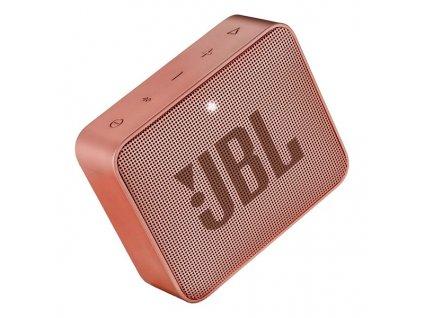 Přenosný reproduktor JBL GO 2 Cinnamon