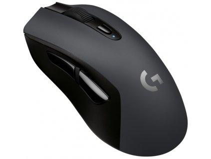 Myš Logitech Gaming G603 Lightspeed Wireless/ optická / 6 tlačítek / 12000dpi - černá