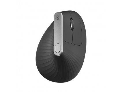 Myš Logitech MX Vertical / optická / 6 tlačítek / 4000dpi - černá